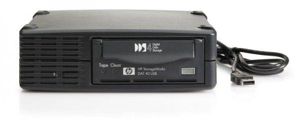 Ленточный привод HP StorageWorks DAT 40 Ext Tape Drive (C5687D)