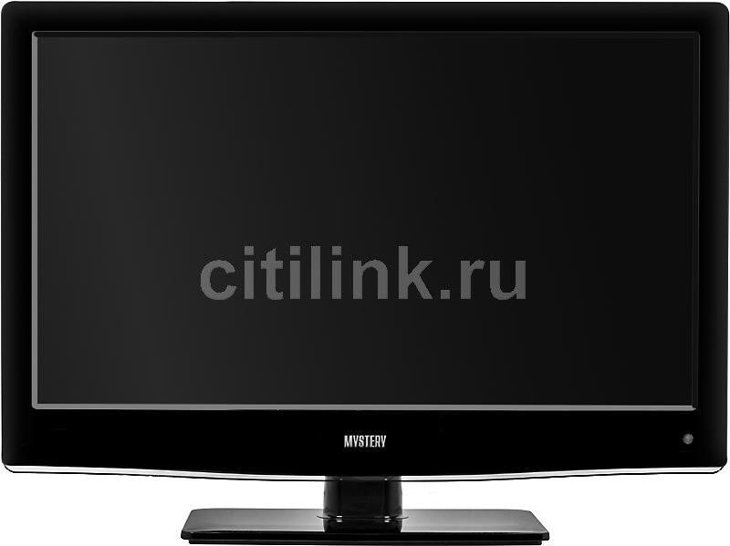 "LED телевизор MYSTERY MTV-2221LD  ""R"", 22"", FULL HD (1080p),  c DVD плеером,  черный"