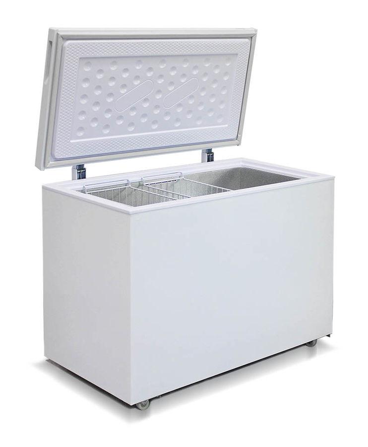 Морозильный ларь БИРЮСА 355K белый