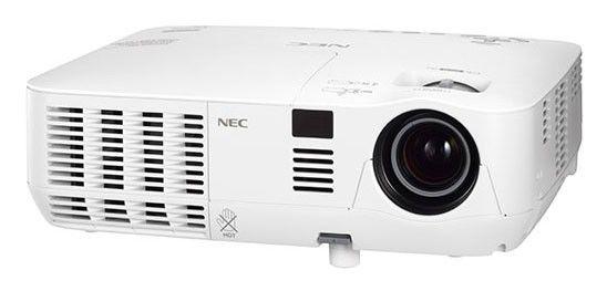 Проектор NEC V230X белый
