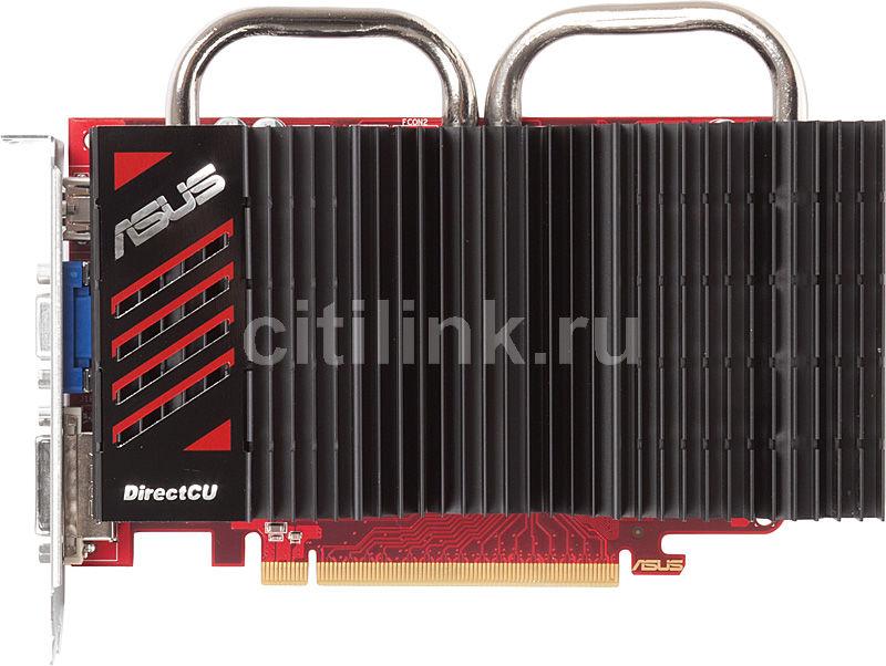 Видеокарта ASUS Radeon HD 6670,  1Гб, DDR3, Ret [eah6670 dc sl/di/1gd3]