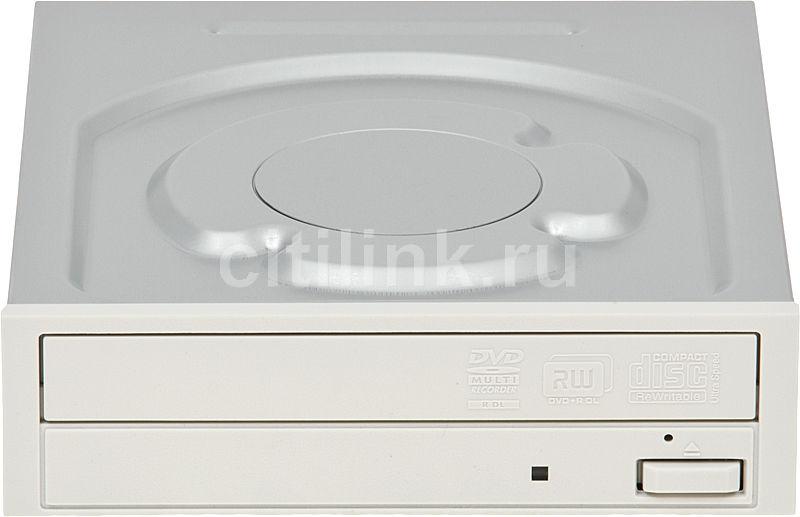 Оптический привод DVD-RW SONY AD-7280S-01, внутренний, SATA, белый,  OEM