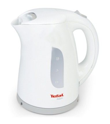 Чайник электрический TEFAL KO300, 2200Вт, белый