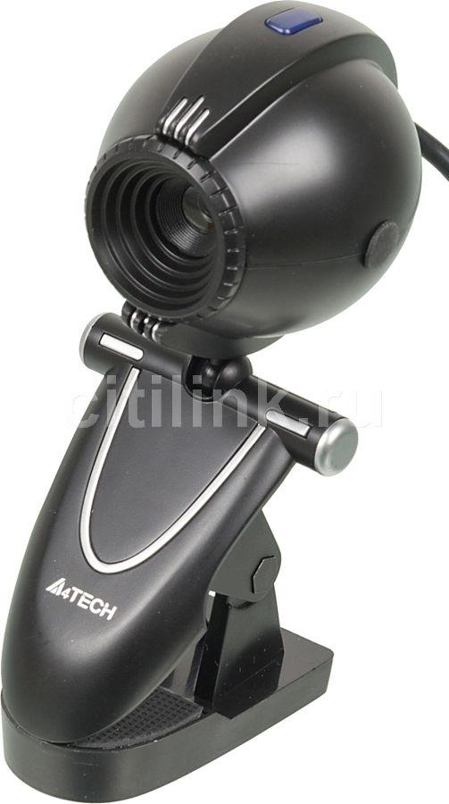 Web-камера A4 PK-30F,  черный [pk-30f (glossy black)]