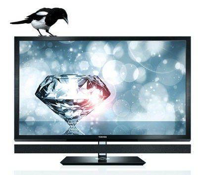 LED телевизор TOSHIBA REGZA 55ZL1R CEVO  55