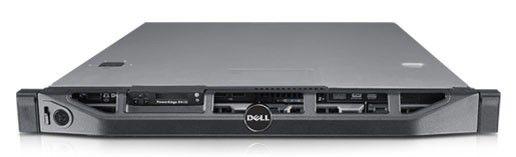 Сервер Dell PE R410 1xE5649 2.53/8G(2x4 2RLVRDIM 1.3K)/SAS3.5