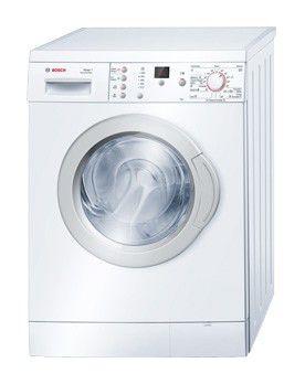 Стиральная машина BOSCH WAE 20364OE, фронтальная загрузка,  белый