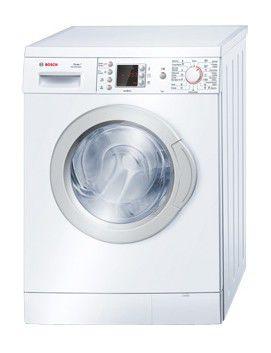 Стиральная машина BOSCH WAE 24444OE, фронтальная загрузка,  белый