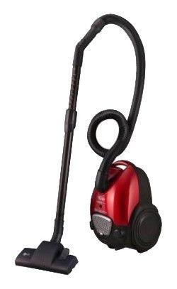 Пылесос LG VC30141N, 1400Вт, красный/черный