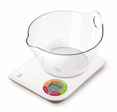 Весы кухонные TEFAL BC5060,  белый