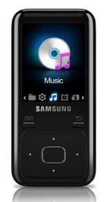 MP3 плеер SAMSUNG YP-Z3C flash 8Гб белый [yp-z3cw/xer]