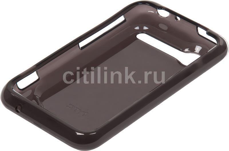 Чехол (клип-кейс) HTC TP C570, для HTC Incredible S, черный