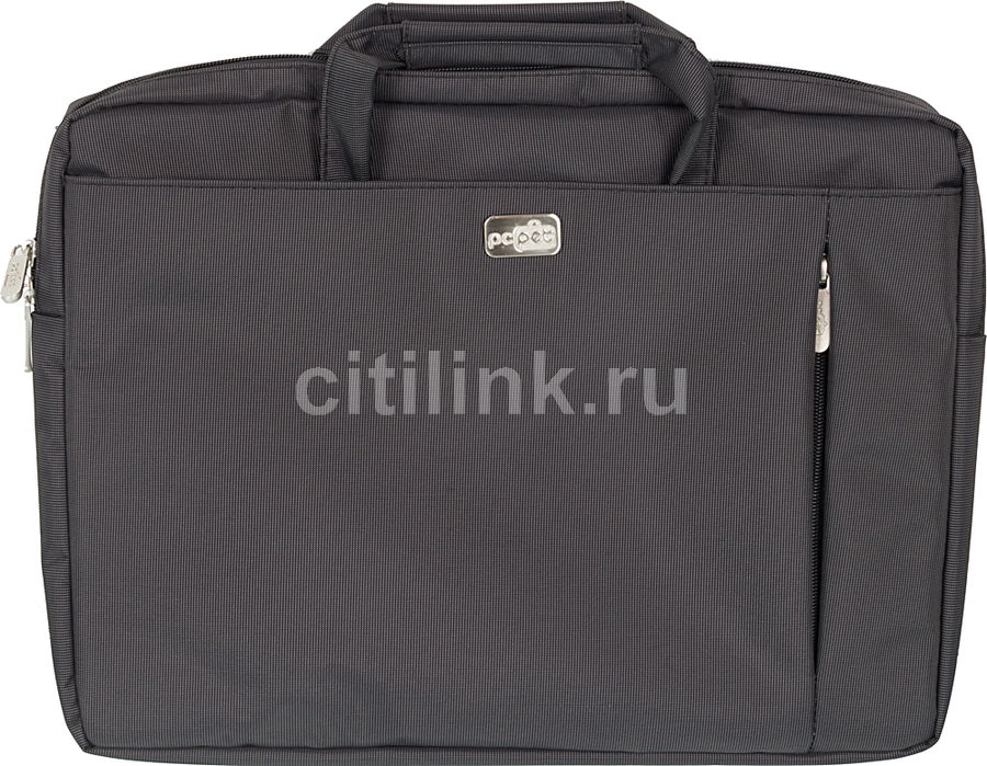 "Сумка для ноутбука 15.6"" PC PET PCP-Z9217N, черный"