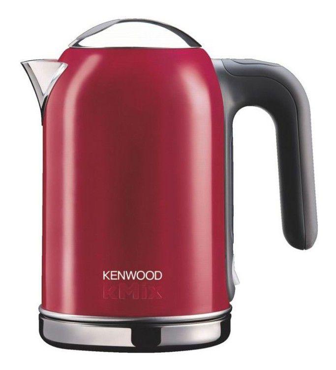 Чайник электрический KENWOOD SJM021A, 2200Вт, красный