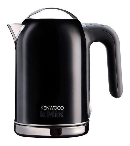 Чайник электрический KENWOOD SJM024A, 2200Вт, черный