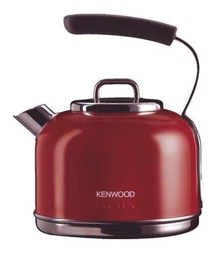 Чайник электрический KENWOOD SKM-031, 2200Вт, красный