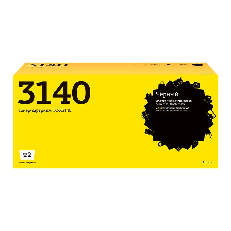 Картридж T2 108R00909 черный [tc-x3140]