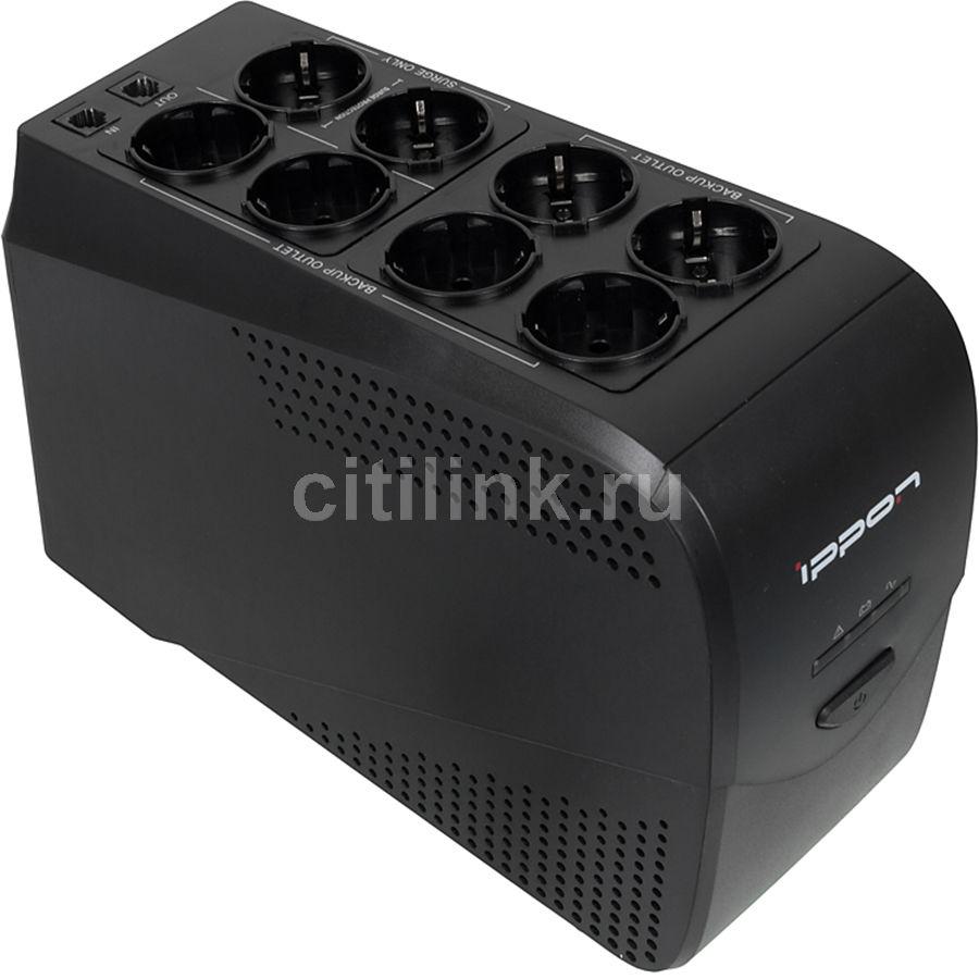 Источник бесперебойного питания IPPON Back Comfo Pro New 800,  800ВA [632583]