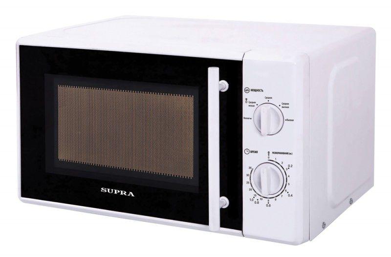 Микроволновая печь SUPRA MWS-1725, белый
