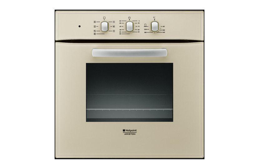 Духовой шкаф HOTPOINT-ARISTON 7OFD 610 (CH),  золотистый