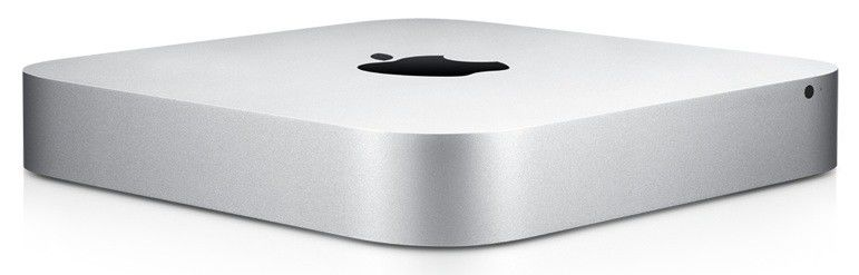 Неттоп  APPLE Mac mini MC816RS/A,  Intel  Core i5  DDR3 4Гб, 500Гб,  AMD Radeon HD 6630M - 256 Мб,  CR,  Mac OS X,  серебристый