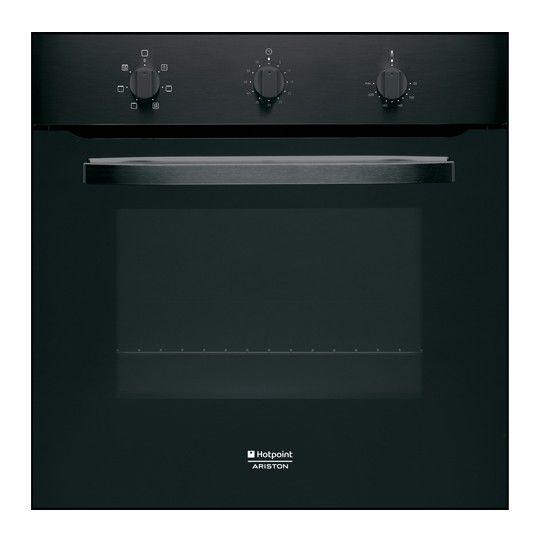Духовой шкаф HOTPOINT-ARISTON FH 51 BK,  черный