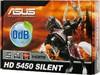 Видеокарта ASUS AMD  Radeon HD 5450 ,  512Мб, DDR3, Low Profile,  Ret [eah5450 silent/di/512d3(lp)] вид 7
