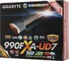 Материнская плата GIGABYTE GA-990FXA-UD7 SocketAM3+, ATX, Ret вид 7