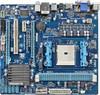 Материнская плата GIGABYTE GA-A75M-D2H Socket FM1, mATX, Ret вид 1