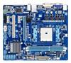 Материнская плата GIGABYTE GA-A55M-S2V Socket FM1, mATX, Ret вид 1