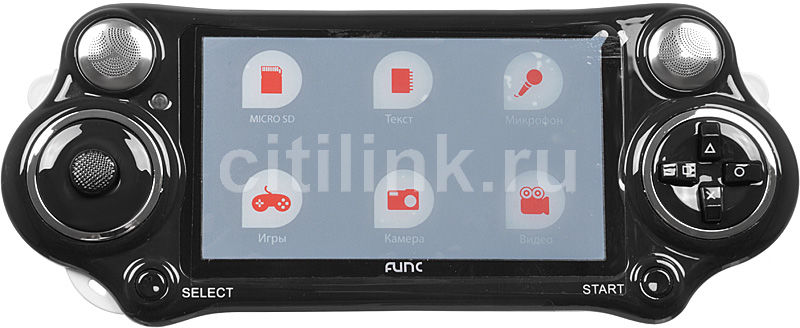 Игровая консоль FUNC GP-06, черный