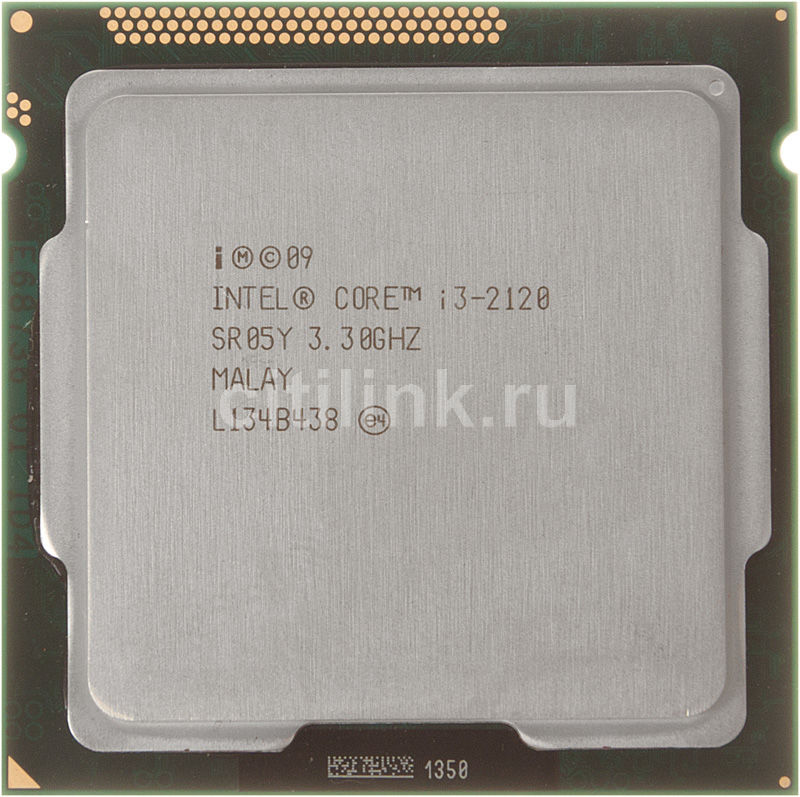 Процессор INTEL Core i3 2120, LGA 1155 OEM /591651/ [cpu intel lga1155 i3-2120 oem]