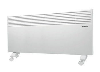 Конвектор SCARLETT SC-2160,  2000Вт,  белый