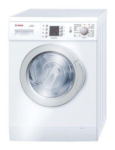 Стиральная машина BOSCH WLX 2045FOE, фронтальная загрузка,  белый