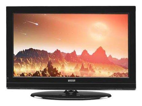 "Телевизор ЖК MYSTERY MTV-2408WH  24"", FULL HD (1080p),  черный"