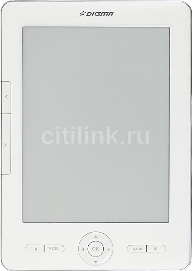 Электронная книга DIGMA S605,  6