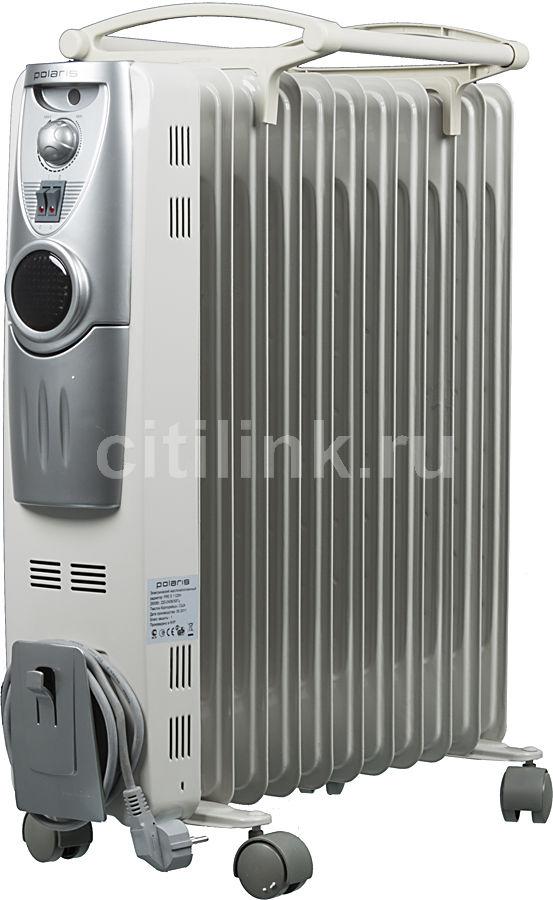 Масляный радиатор POLARIS PRE E1125H, 2500Вт, белый [pre e 1125 h]