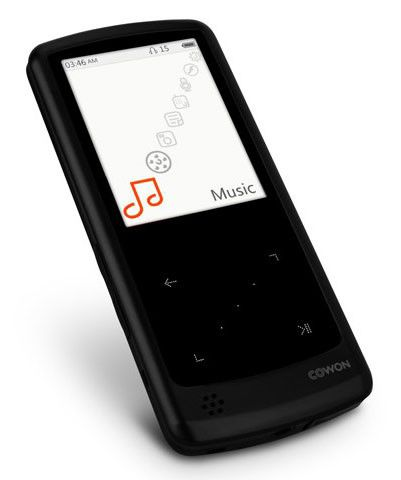 MP3 плеер COWON Iaudio 9 flash 8Гб черный
