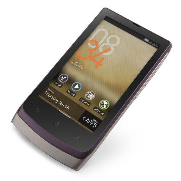 MP3 плеер COWON D3 Plenue flash 32Гб фиолетовый