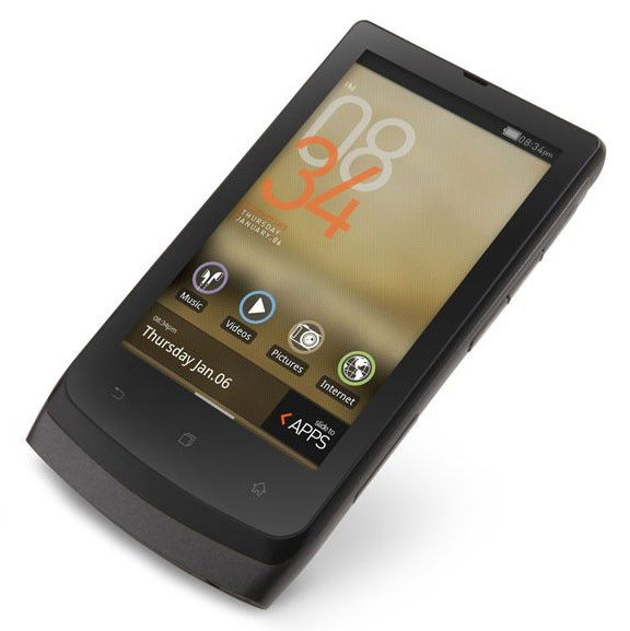 MP3 плеер COWON D3 Plenue flash 8Гб черный