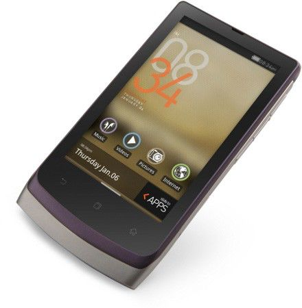 MP3 плеер COWON D3 Plenue flash 8Гб фиолетовый