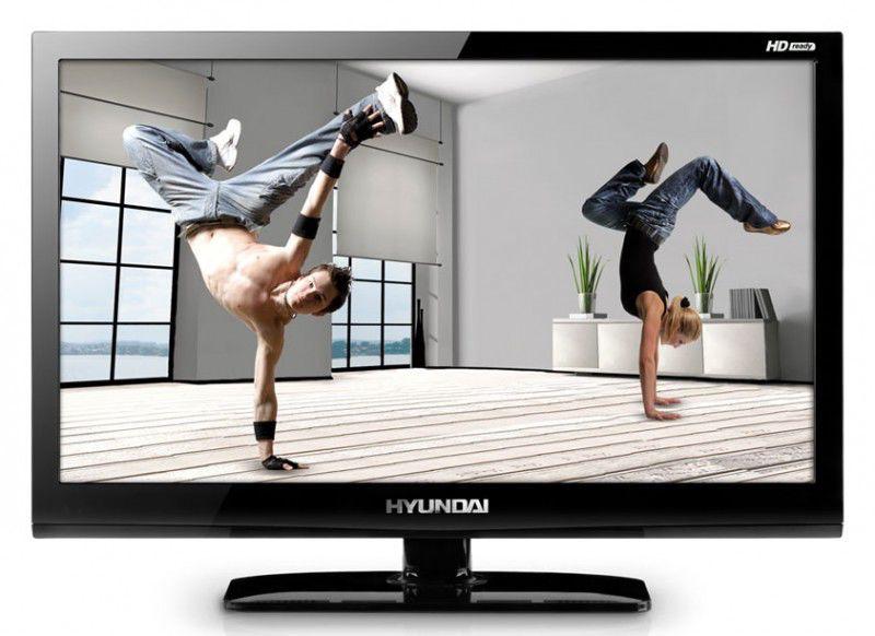 LED телевизор HYUNDAI H-LEDVD19V10