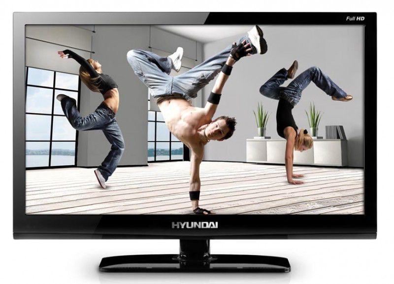 LED телевизор HYUNDAI H-LEDVD24V10