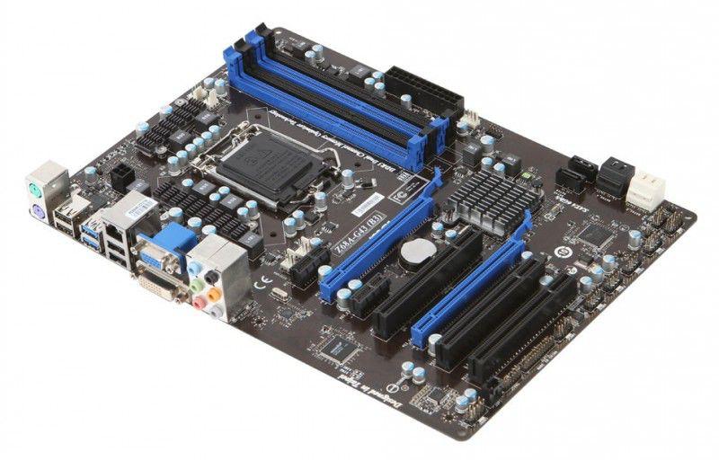 Материнская плата MSI Z68A-G43 (B3) LGA 1155, ATX, Ret