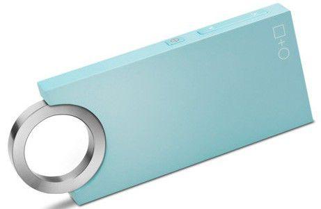 MP3 плеер COWON Iaudio E2 flash 4Гб голубой