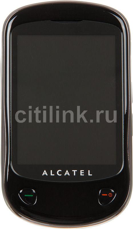 Мобильный телефон ALCATEL OT-710,  черный