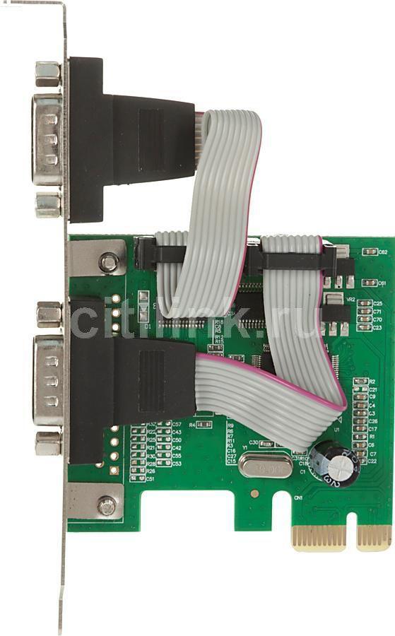 Контроллер PCI-E MS9922 2xCOM Bulk(Б/У)