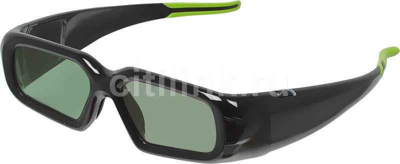 Очки 3D DELL NVIDIA 3D Vision Active Shutter Glasses,  1 шт,  черный [3d glasses nvidia]