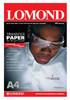 Термотрансфер Lomond 0808415 A4/140г/м2/50л./белый для струйной печати вид 2