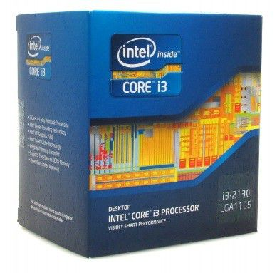 Процессор INTEL Core i3 2130, LGA 1155 BOX [bx80623i32130  s r05w]
